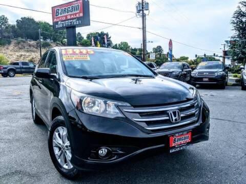 2014 Honda CR-V for sale at Bargain Auto Sales LLC in Garden City ID