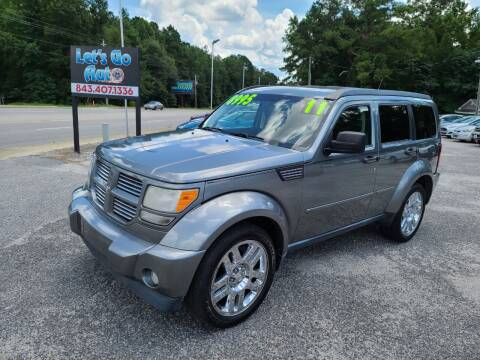 2011 Dodge Nitro for sale at Let's Go Auto in Florence SC