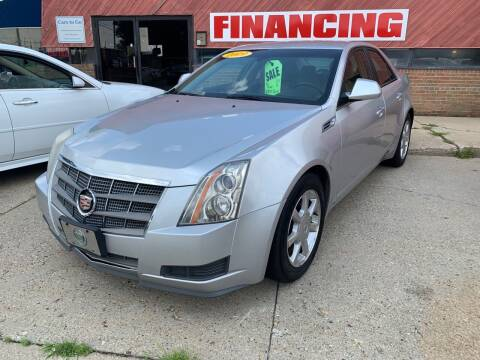 2009 Cadillac CTS for sale at Cars To Go in Lafayette IN