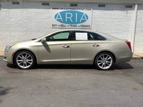 2014 Cadillac XTS for sale at ARIA AUTO SALES INC.COM in Raleigh NC