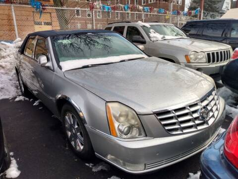 2006 Cadillac DTS for sale at Brick City Affordable Cars in Newark NJ