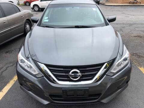 2016 Nissan Altima for sale at Pay Less Auto Sales Group inc in Hammond IN