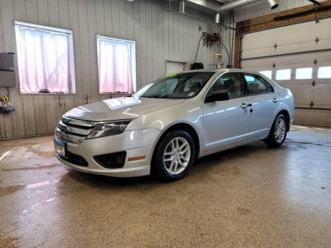 2010 Ford Fusion for sale at Sand's Auto Sales in Cambridge MN