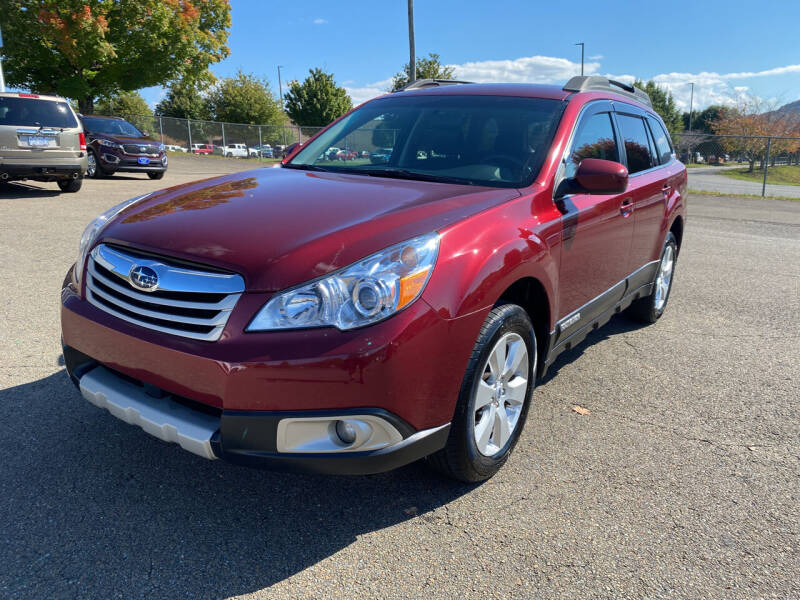 2012 Subaru Outback for sale at Steve Johnson Auto World in West Jefferson NC