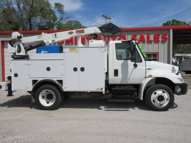 2015 International DuraStar 4300 for sale at HOMINY AUTO SALES in Hominy OK