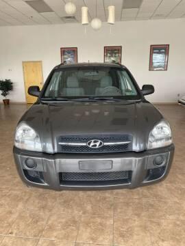2007 Hyundai Tucson for sale at Trans Atlantic Motorcars in Philadelphia PA