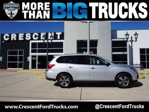2019 Nissan Pathfinder for sale at Crescent Ford in Harahan LA
