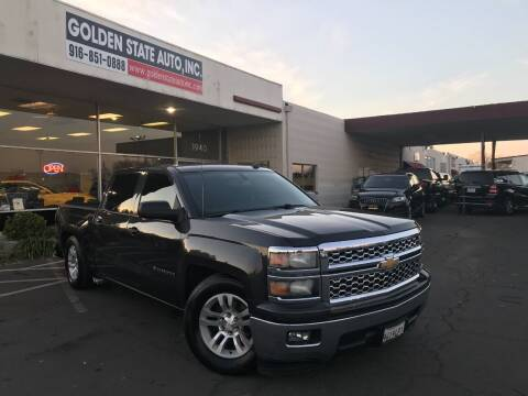 2014 Chevrolet Silverado 1500 for sale at Golden State Auto Inc. in Rancho Cordova CA