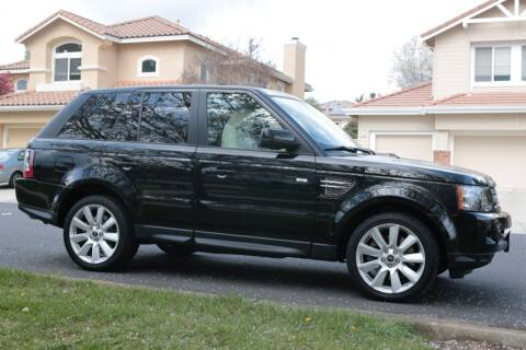 2013 Land Rover Range Rover Sport for sale at California Diversified Venture in Livermore CA