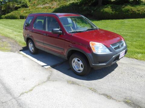 2002 Honda CR-V for sale at AUTOTRUST in Boise ID