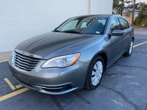 2012 Chrysler 200 for sale at Carland Auto Sales INC. in Portsmouth VA