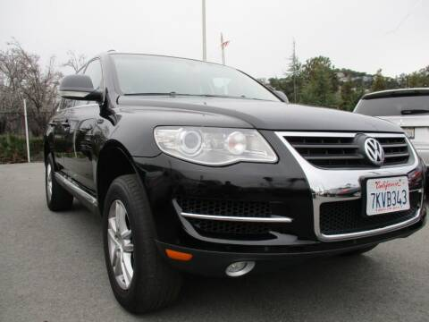 2008 Volkswagen Touareg 2 for sale at Car House in San Mateo CA