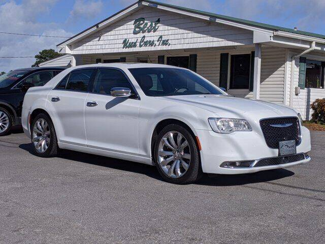 2018 Chrysler 300 for sale at Best Used Cars Inc in Mount Olive NC
