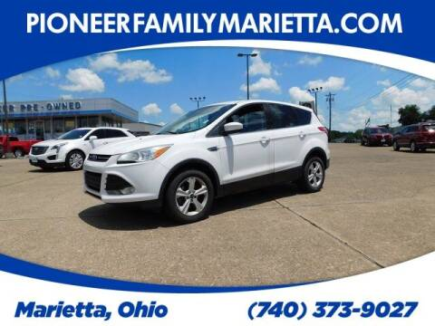 2014 Ford Escape for sale at Pioneer Family preowned autos in Williamstown WV