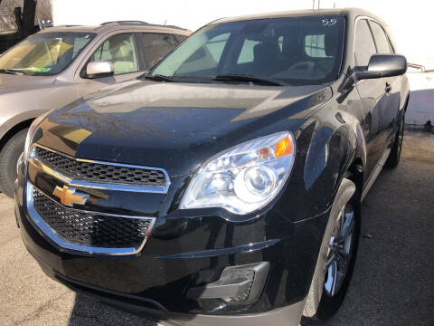 2014 Chevrolet Equinox for sale at Auto Access in Irving TX