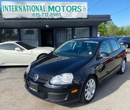 2010 Volkswagen Jetta for sale at International Motors Inc. in Nashville TN
