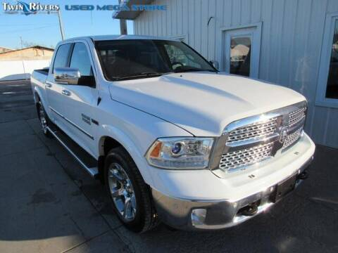 2015 RAM Ram Pickup 1500 for sale at TWIN RIVERS CHRYSLER JEEP DODGE RAM in Beatrice NE