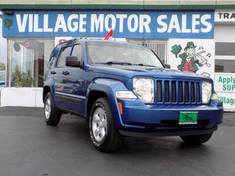 2010 Jeep Liberty for sale at Village Motor Sales in Buffalo NY