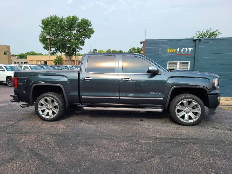 2018 GMC Sierra 1500 for sale at THE LOT in Sioux Falls SD