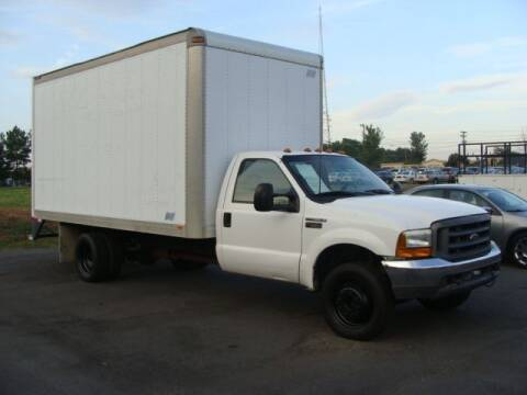 1999 Ford F-550 Super Duty for sale at Adams Auto Group Inc. in Charlotte NC
