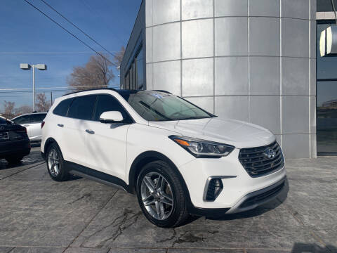 2017 Hyundai Santa Fe for sale at Berge Auto in Orem UT