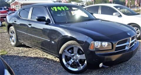 2010 Dodge Charger for sale at Advantage Auto Sales in Wichita Falls TX