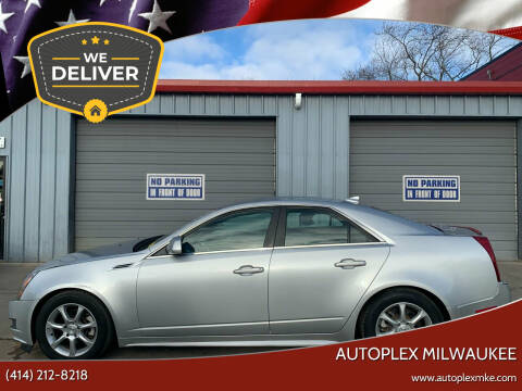 2010 Cadillac CTS for sale at Autoplex 2 in Milwaukee WI