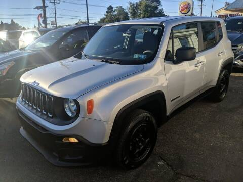 2017 Jeep Renegade for sale at SuperBuy Auto Sales Inc in Avenel NJ