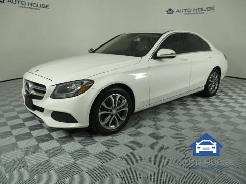 2016 Mercedes-Benz C-Class for sale at AUTO HOUSE TEMPE in Tempe AZ