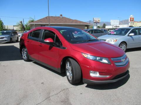 2012 Chevrolet Volt for sale at Crown Auto in South Salt Lake City UT