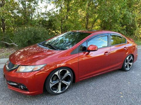 2013 Honda Civic for sale at Coastal Auto Sports in Chesapeake VA