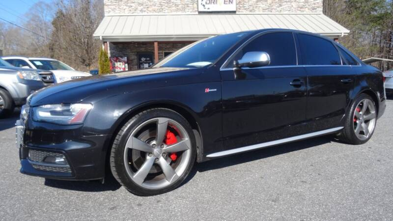 2013 Audi S4 for sale at Driven Pre-Owned in Lenoir NC