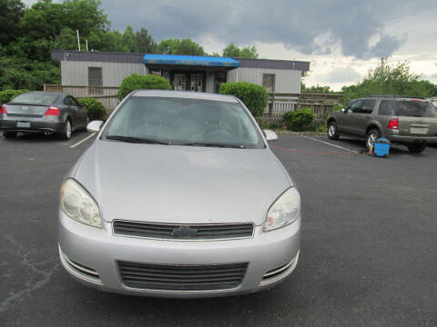 2008 Chevrolet Impala for sale at Olde Mill Motors in Angier NC