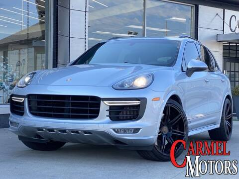 2016 Porsche Cayenne for sale at Carmel Motors in Indianapolis IN