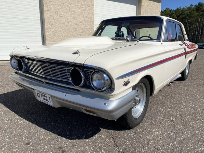 1964 Ford Fairlane 500 for sale at Route 65 Sales & Classics LLC - Classic Cars in Ham Lake MN