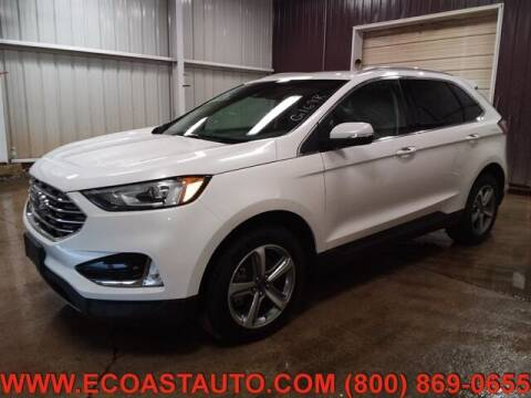 2019 Ford Edge for sale at East Coast Auto Source Inc. in Bedford VA