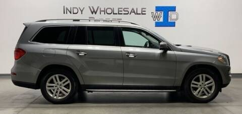 2016 Mercedes-Benz GL-Class for sale at Indy Wholesale Direct in Carmel IN