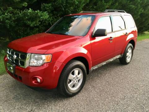 2012 Ford Escape for sale at 268 Auto Sales in Dobson NC