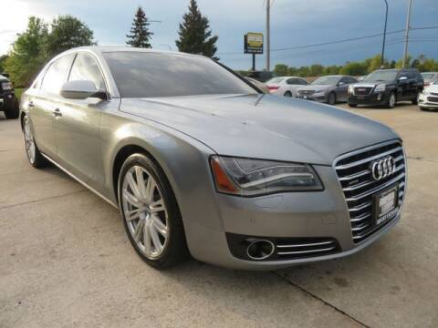 2013 Audi A8 L for sale at Import Exchange in Mokena IL