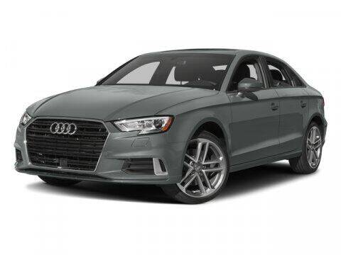 2017 Audi A3 for sale at Auto Finance of Raleigh in Raleigh NC