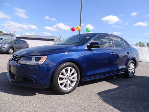 2014 Volkswagen Jetta for sale at KING RICHARDS AUTO CENTER in East Providence RI