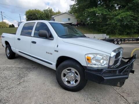 2008 Dodge Ram Pickup 1500 for sale at McAdenville Motors in Gastonia NC