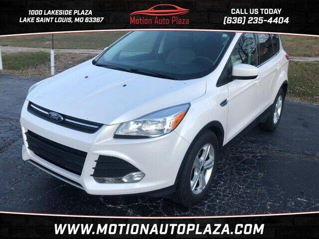 2014 Ford Escape for sale at Motion Auto Plaza in Lakeside MO