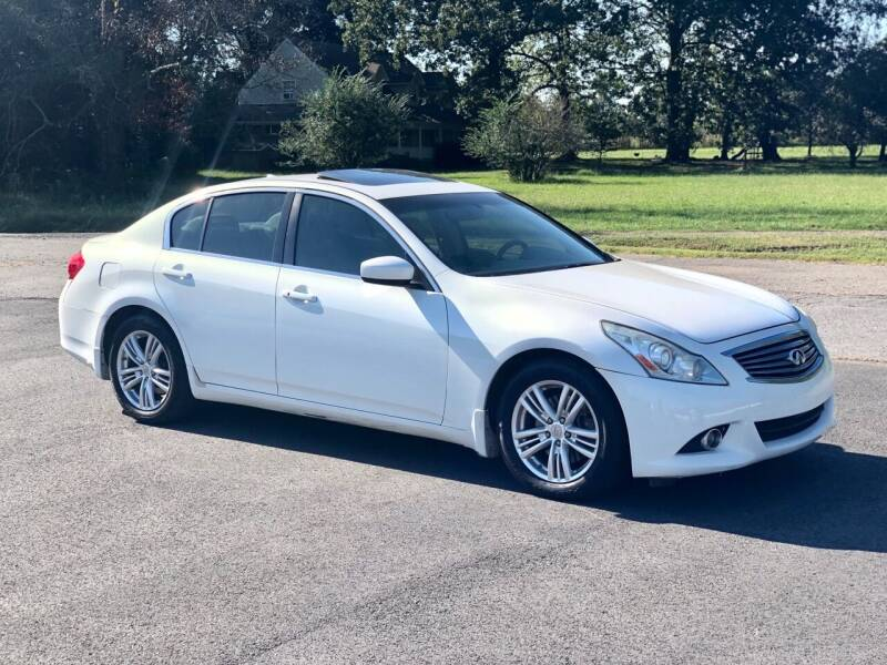 2011 Infiniti G25 Sedan for sale at Access Auto in Cabot AR
