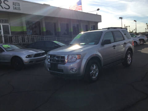 2011 Ford Escape for sale at Ideal Cars Atlas in Mesa AZ