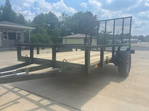 2021 Outback  6x10 Utility Trailer for sale at A&C Auto Sales in Moody AL