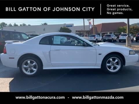 2002 Ford Mustang for sale at Bill Gatton Used Cars - BILL GATTON ACURA MAZDA in Johnson City TN