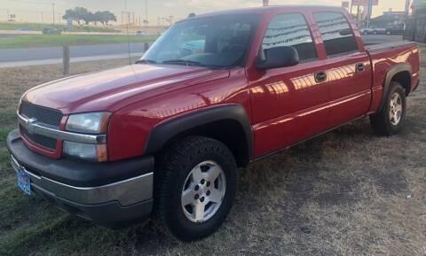 2005 Chevrolet Silverado 1500 for sale at Race Auto Sales in San Antonio TX