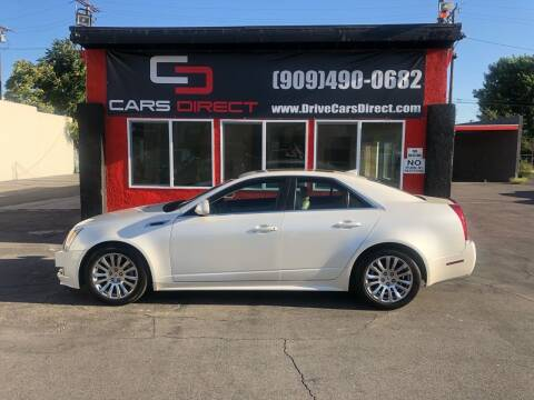 2011 Cadillac CTS for sale at Cars Direct in Ontario CA