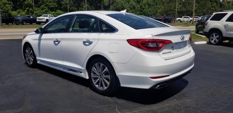 2015 Hyundai Sonata 2.4L Sport - West Point VA